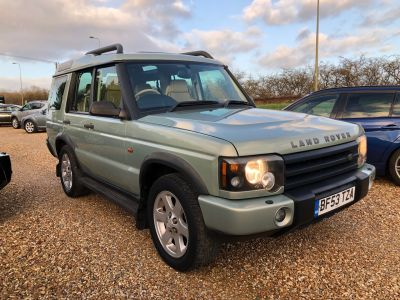 LAND ROVER DISCOVERY TD5 ES - 3021 - 1