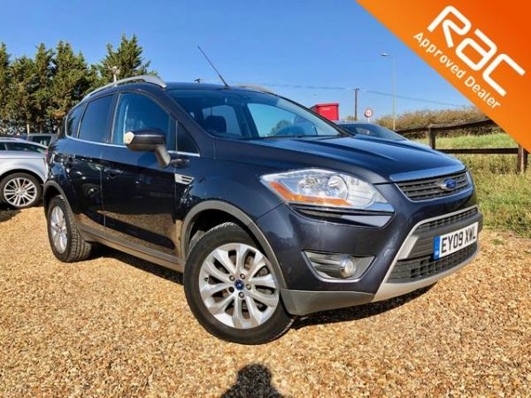 Used FORD KUGA in Witney, Oxfordshire for sale