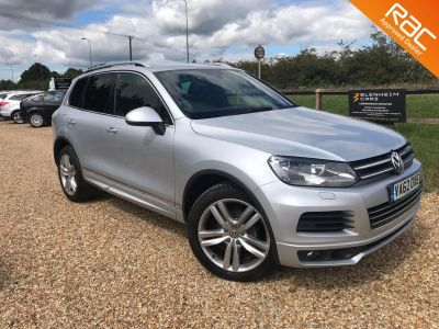 VOLKSWAGEN TOUAREG V6 ALTITUDE TDI BLUEMOTION TECHNOLOGY - 3356 - 2