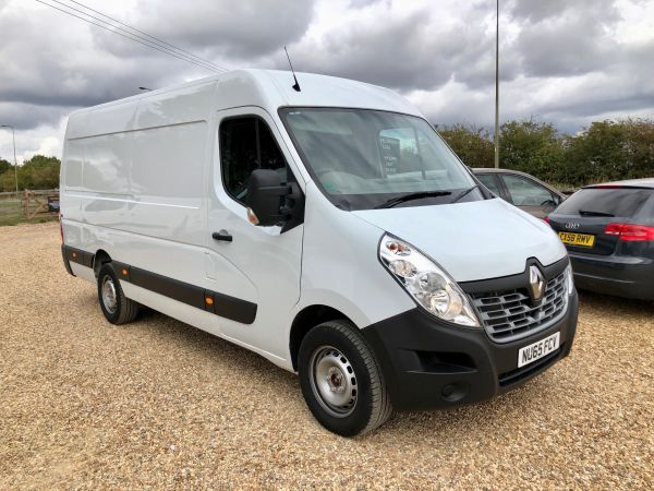 Used RENAULT MASTER in Witney, Oxfordshire for sale