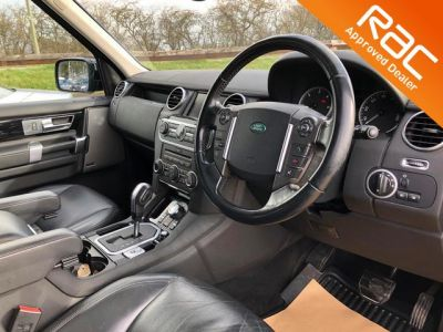 LAND ROVER DISCOVERY 4 TDV6 HSE - 3054 - 10