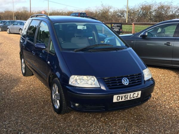 Used VOLKSWAGEN SHARAN in Witney, Oxfordshire for sale