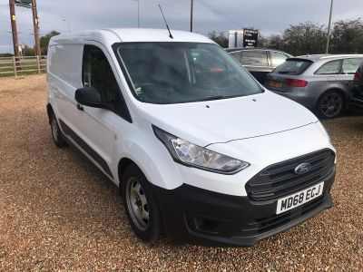 FORD TRANSIT CONNECT 210 BASE TDCI - 3436 - 8