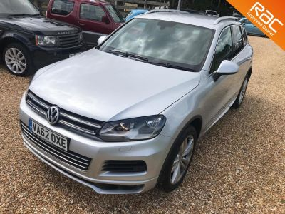 VOLKSWAGEN TOUAREG V6 ALTITUDE TDI BLUEMOTION TECHNOLOGY - 3356 - 5