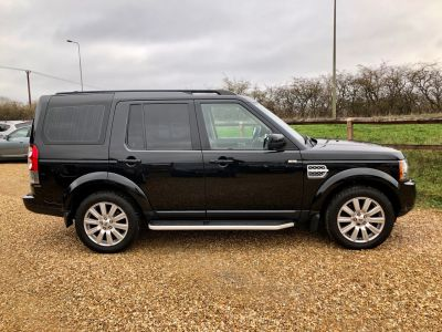 LAND ROVER DISCOVERY 4 SDV6 HSE - 3025 - 7