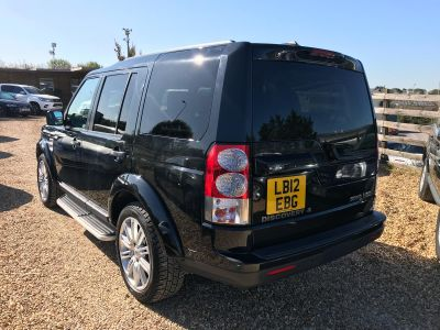 LAND ROVER DISCOVERY 4 SDV6 HSE - 3167 - 8