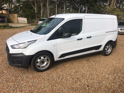 FORD TRANSIT CONNECT 210 BASE TDCI - 3436 - 1