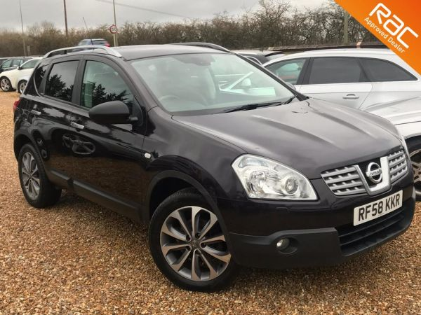 Used NISSAN QASHQAI in Witney, Oxfordshire for sale