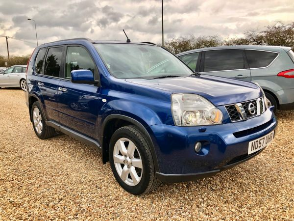 Used NISSAN X-TRAIL in Witney, Oxfordshire for sale