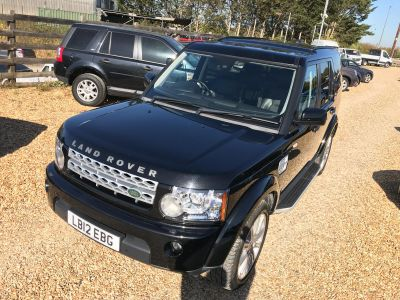 LAND ROVER DISCOVERY 4 SDV6 HSE - 3167 - 5