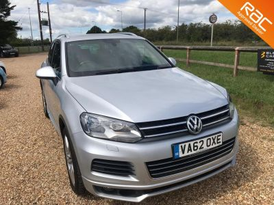VOLKSWAGEN TOUAREG V6 ALTITUDE TDI BLUEMOTION TECHNOLOGY - 3356 - 4