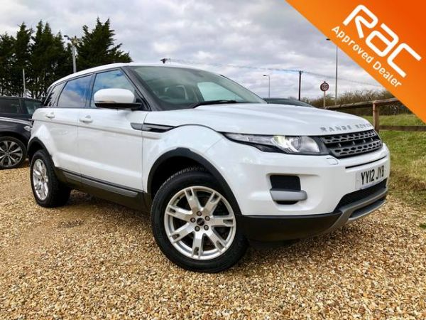 Used LAND ROVER RANGE ROVER EVOQUE in Witney, Oxfordshire for sale