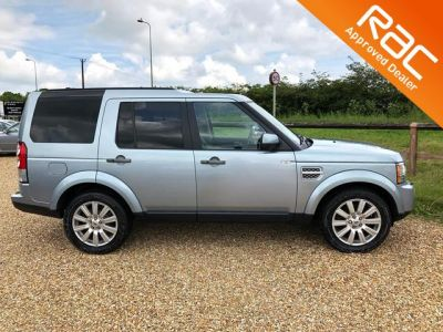 LAND ROVER DISCOVERY 4 SDV6 HSE - 2885 - 8