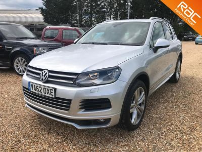 VOLKSWAGEN TOUAREG V6 ALTITUDE TDI BLUEMOTION TECHNOLOGY - 3356 - 6