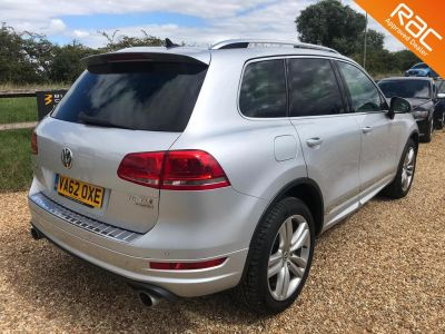 VOLKSWAGEN TOUAREG V6 ALTITUDE TDI BLUEMOTION TECHNOLOGY - 3356 - 11