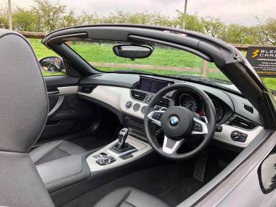 BMW Z SERIES Z4 SDRIVE20I ROADSTER - 2859 - 34