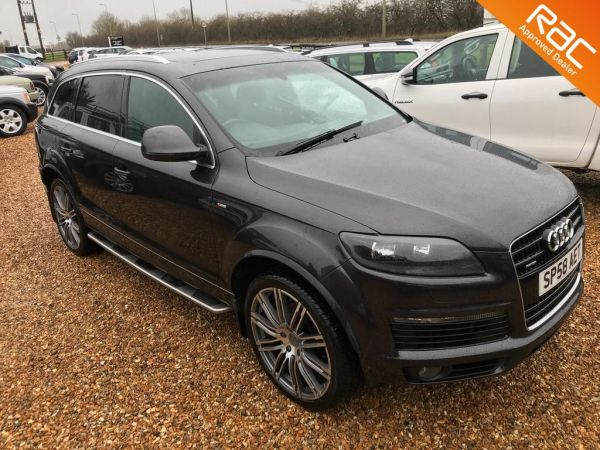 Used AUDI Q7 in Witney, Oxfordshire for sale