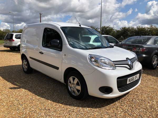 Used RENAULT KANGOO in Witney, Oxfordshire for sale