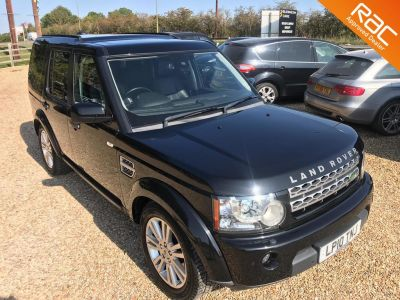 LAND ROVER DISCOVERY 4 TDV6 HSE - 3414 - 2