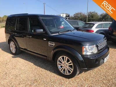 LAND ROVER DISCOVERY 4 TDV6 HSE - 3414 - 5