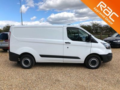 FORD TRANSIT CUSTOM 290 LR P/V EURO 6 ENGINE - 2952 - 3