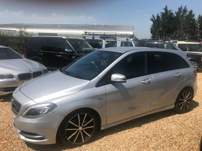 MERCEDES B-CLASS B200 CDI BLUEEFFICIENCY SPORT - 3130 - 4
