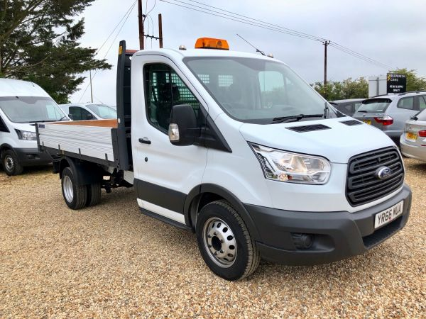 Used FORD TRANSIT in Witney, Oxfordshire for sale