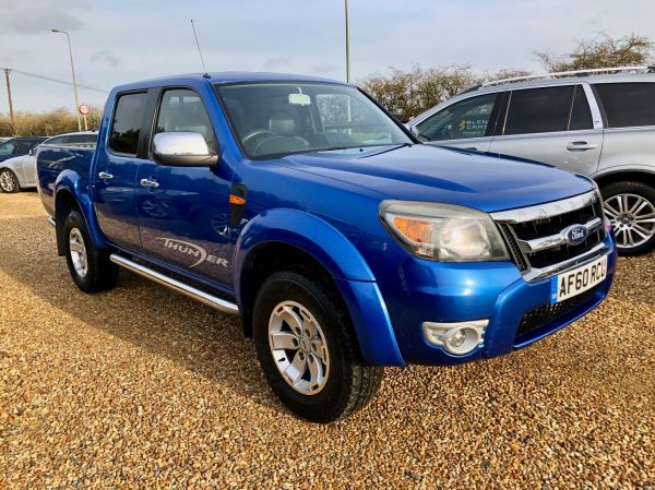 Used FORD RANGER in Witney, Oxfordshire for sale