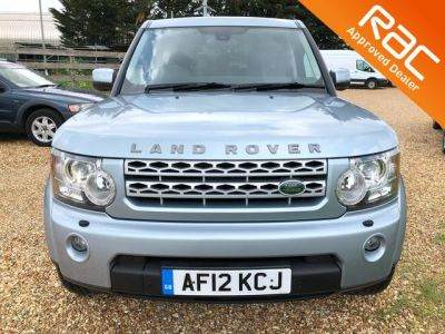 LAND ROVER DISCOVERY 4 SDV6 HSE - 2885 - 3