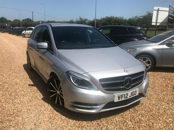 Used MERCEDES B-CLASS in Witney, Oxfordshire for sale