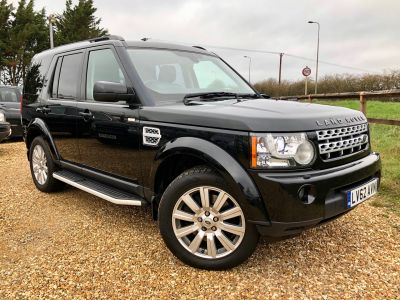 LAND ROVER DISCOVERY 4 SDV6 HSE - 3025 - 1