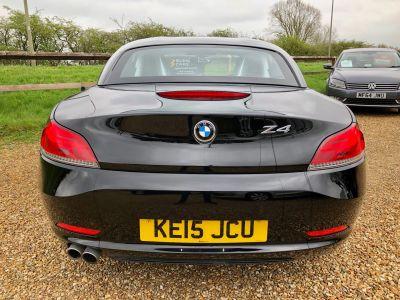 BMW Z SERIES Z4 SDRIVE20I ROADSTER - 2859 - 7
