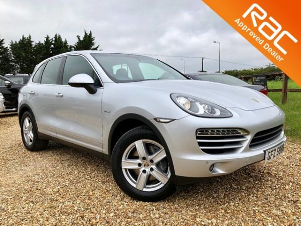 Used PORSCHE CAYENNE in Witney, Oxfordshire for sale