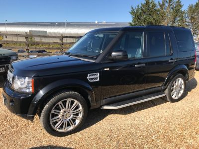 LAND ROVER DISCOVERY 4 SDV6 HSE - 3167 - 6
