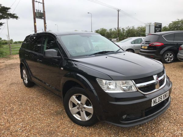 Used DODGE JOURNEY in Witney, Oxfordshire for sale