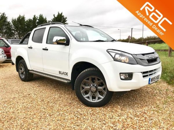 Used ISUZU D-MAX in Witney, Oxfordshire for sale
