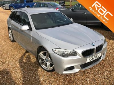 BMW 5 SERIES 520D M SPORT TOURING - 3033 - 2
