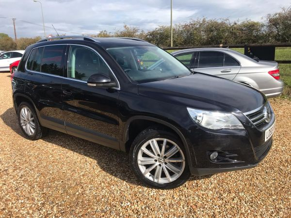 Used VOLKSWAGEN TIGUAN in Witney, Oxfordshire for sale