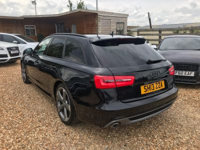 AUDI A6 AVANT TDI BLACK EDITION - 3090 - 6