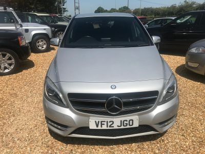 MERCEDES B-CLASS B200 CDI BLUEEFFICIENCY SPORT - 3130 - 6