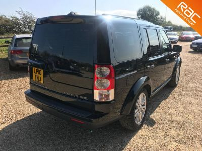 LAND ROVER DISCOVERY 4 TDV6 HSE - 3414 - 12