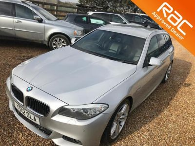 BMW 5 SERIES 520D M SPORT TOURING - 3033 - 6