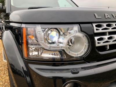 LAND ROVER DISCOVERY 4 SDV6 HSE - 3025 - 3