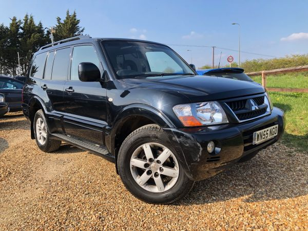 Used MITSUBISHI SHOGUN in Witney, Oxfordshire for sale