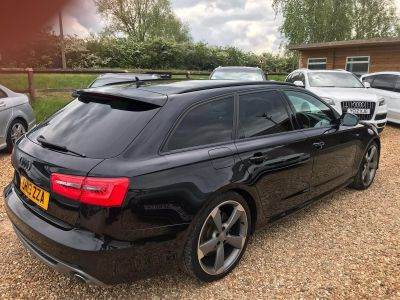 AUDI A6 AVANT TDI BLACK EDITION - 3090 - 7