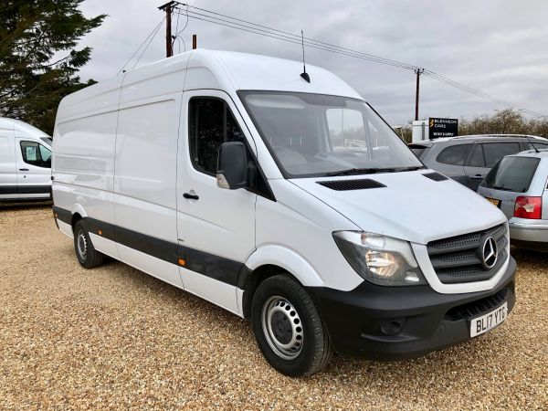 Used MERCEDES SPRINTER in Witney, Oxfordshire for sale