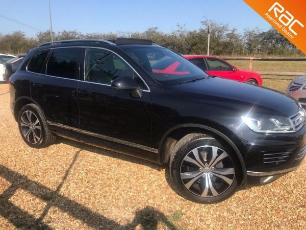 Used VOLKSWAGEN TOUAREG in Witney, Oxfordshire for sale