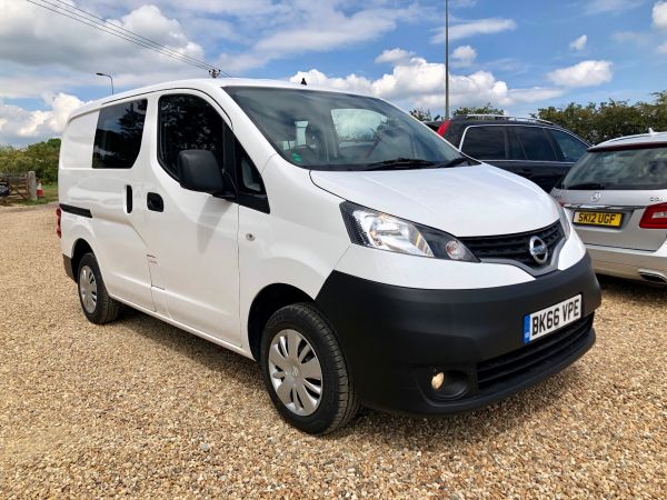 Used NISSAN NV200 in Witney, Oxfordshire for sale