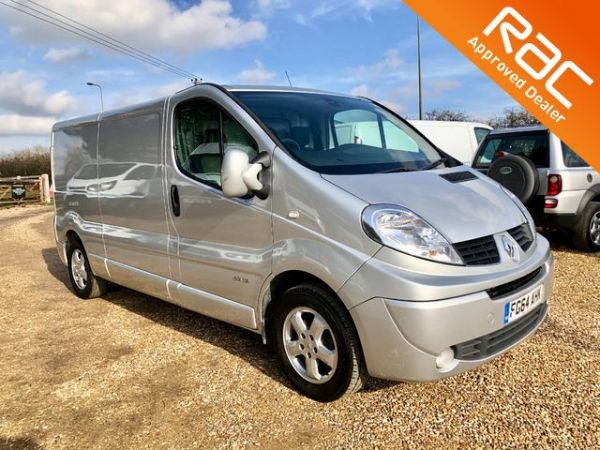 Used RENAULT TRAFIC in Witney, Oxfordshire for sale