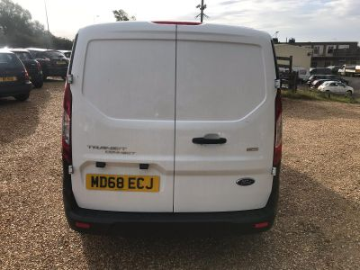 FORD TRANSIT CONNECT 210 BASE TDCI - 3436 - 11